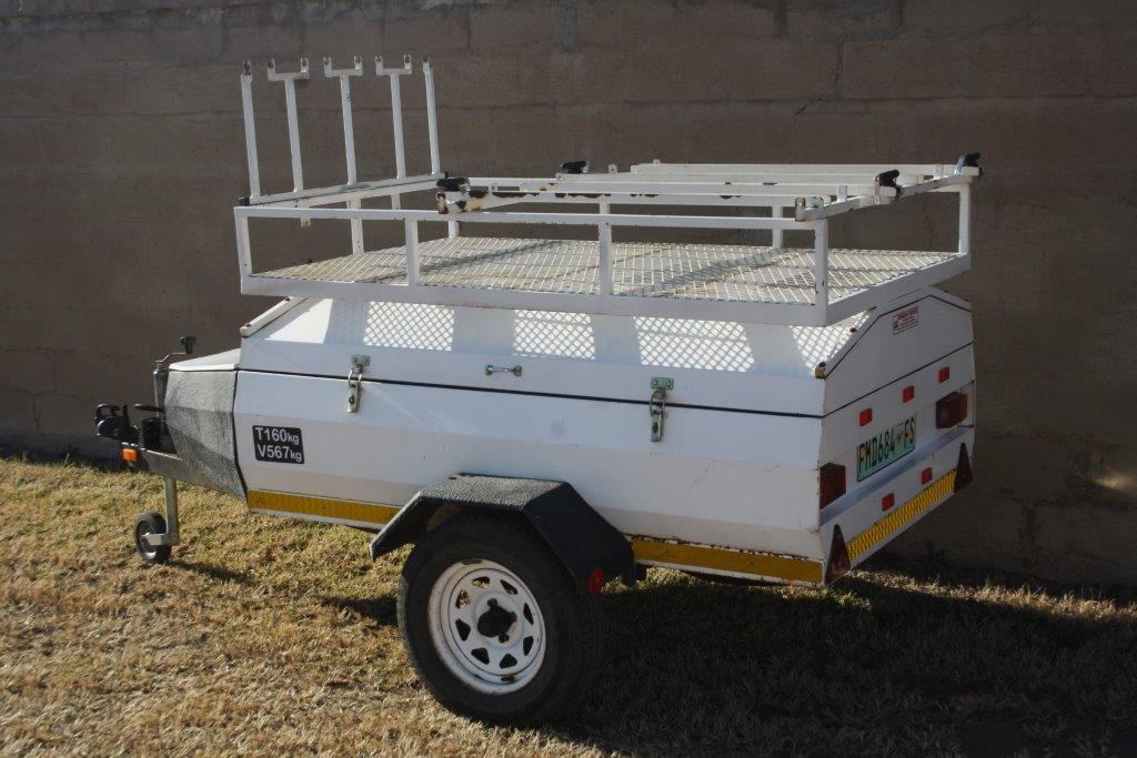 TRAILER HIRE – Safari Hire